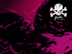 Jaxville Pink Punk Wallpaper 2